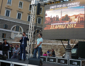 L'intervento di Paolo Bernini, deputato del Movimento 5 Stelle