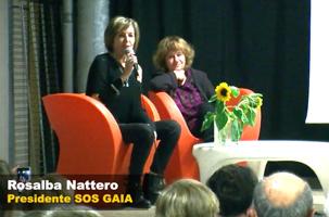 Rosalba Nattero parla di Animalismo e antispecismo